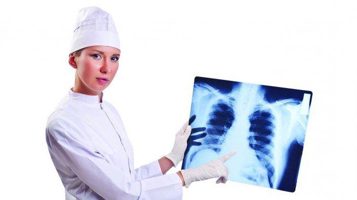 делают ли детям рентген легких
