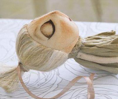 как нарисовать глаза текстильной кукле акриловыми красками