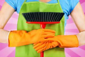 норма расхода моющих средств для уборки