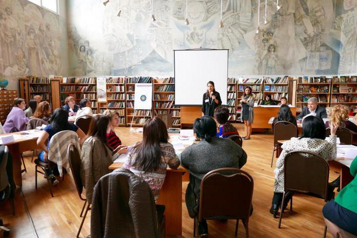 мероприятия по профориентации молодежи в библиотеке