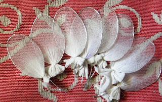 цветы из ниток своими руками мастер класс