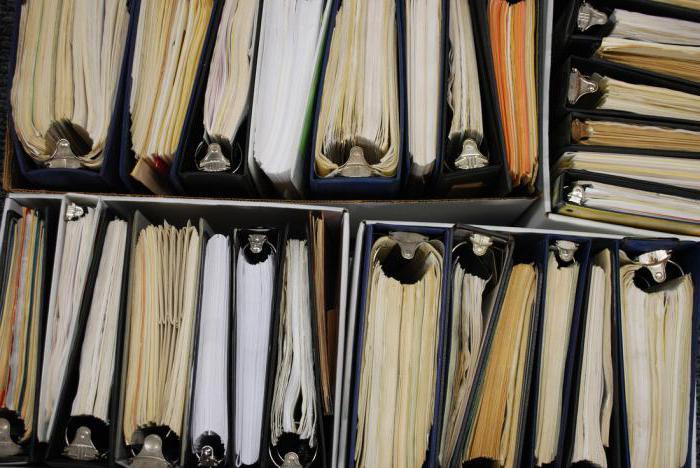 Правильно сшить бухгалтерские документы