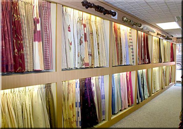 Ткань портьерная для штор