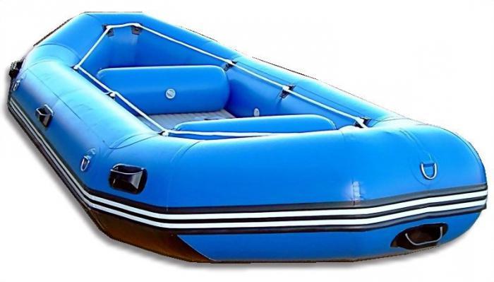 хранение лодки пвх зимой