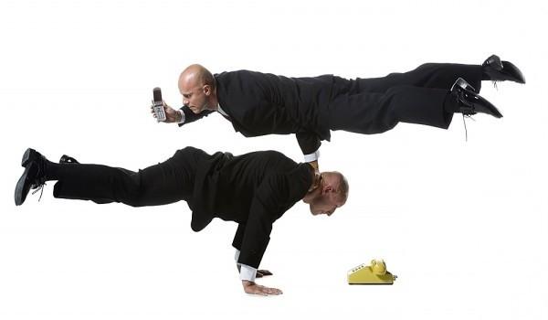 акробатические упражнения в гимнастике