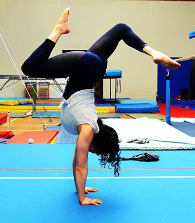 виды акробатических упражнений