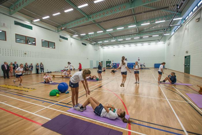 акробатические упражнения на уроках физкультуры