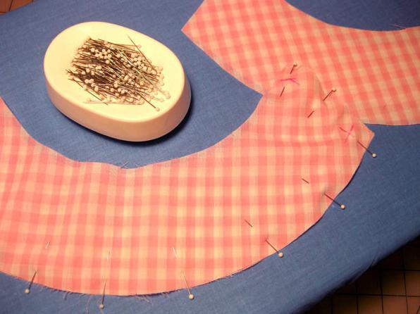 Как сделать косую бейку в домашних условиях видео