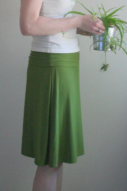 юбка трапеция фото