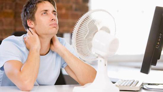 температурные нормы на рабочем месте в офисе