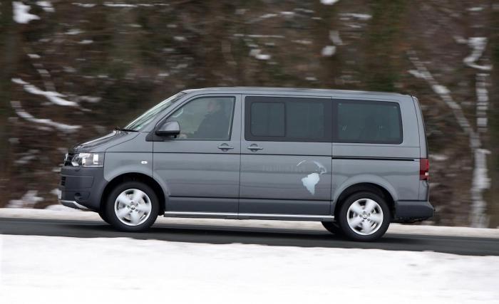 Фольксваген T5 — автомобиль для жизни