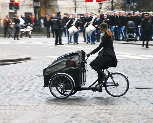 велосипеды трехколесные взрослые грузовые