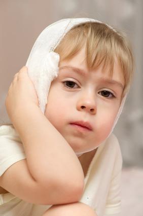 Лечение отита у ребенка: основные методы