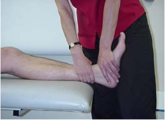 Реабилитация после перелома лодыжки – проводится поэтапно