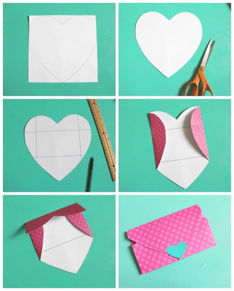 Картинка, конвертики для маленьких открыток