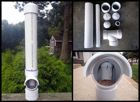 PVC pipe diameter