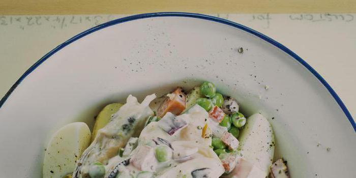салат из мидий лучшие рецепты
