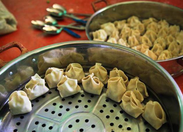узбекские манты рецепт приготовления
