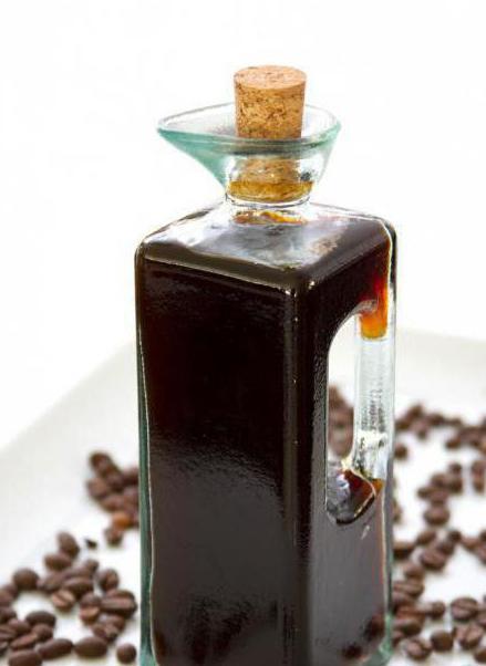 состав кофейного ликера