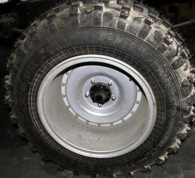 УАЗ на шинах низкого давления: описание, характеристики и отзывы