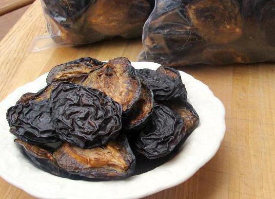 Слива сушеная в домашних условиях рецепт