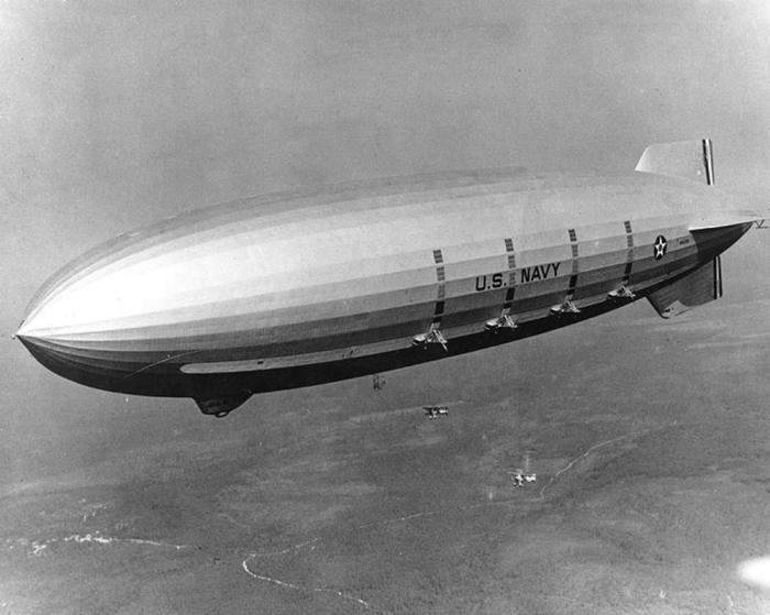 Летающий авианосец: описание, характеристики и история создания