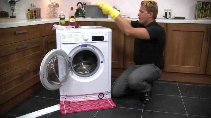 как почистить машинку автомат лимонной кислотой