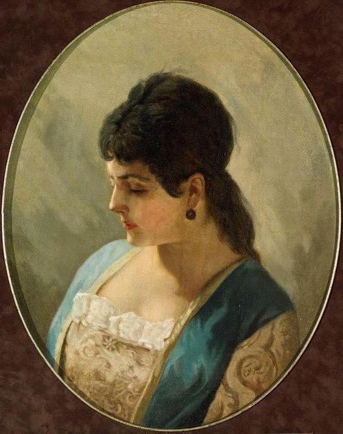 Марии Клавдиевны Тенишевой