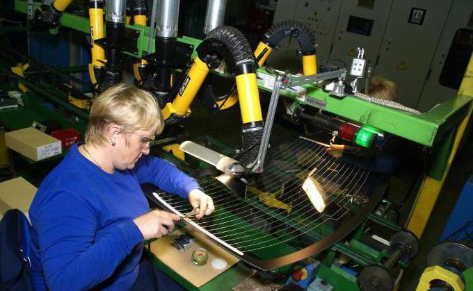Борский стекольный завод продукция