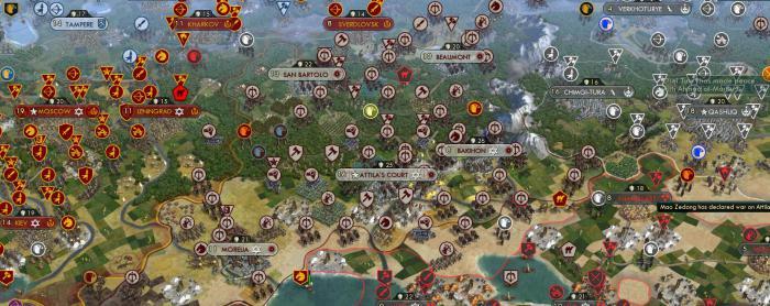 игра цивилизация 5