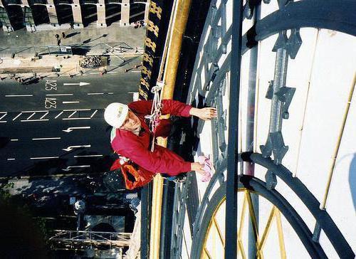 безопасность высотных работ