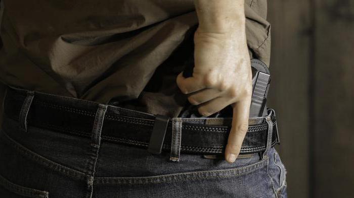 какие документы на продление разрешения на оружие