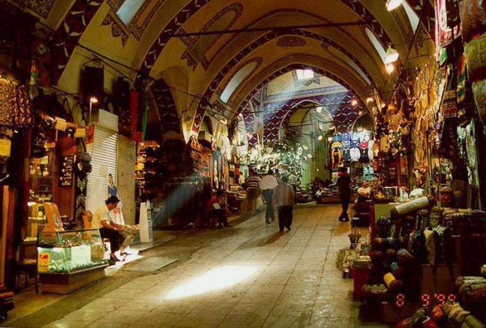 Гранд-базар в Стамбуле: фото, режим работы и отзывы