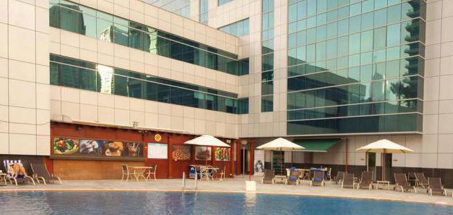 marina view hotel apartments 4