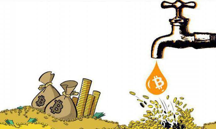 майнинг криптовалюты биткоин