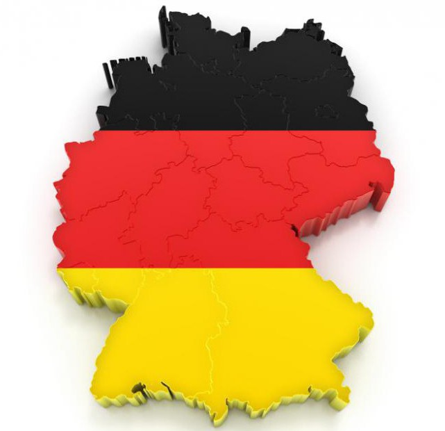 современная судебная система германии