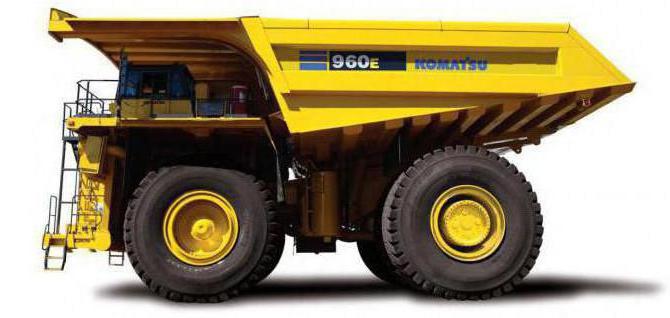самый большой грузовик