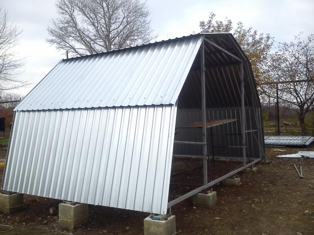 hangar box