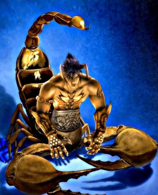как влюбить в себя мужчину под знаком скорпион