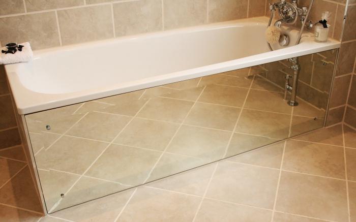 Экран для ванны из панелей своими руками видео