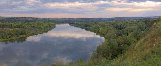где река дон