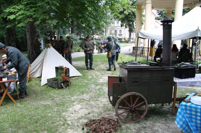 полевая кухня в спб