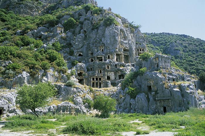 Кемер, Турция - достопримечательности