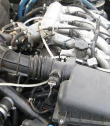 замена двигателя ВАЗ 2109