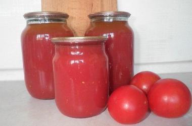 томатный сок рецепт в домашних условиях