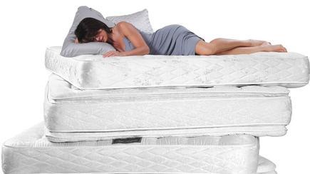 размеры матрасов для кровати