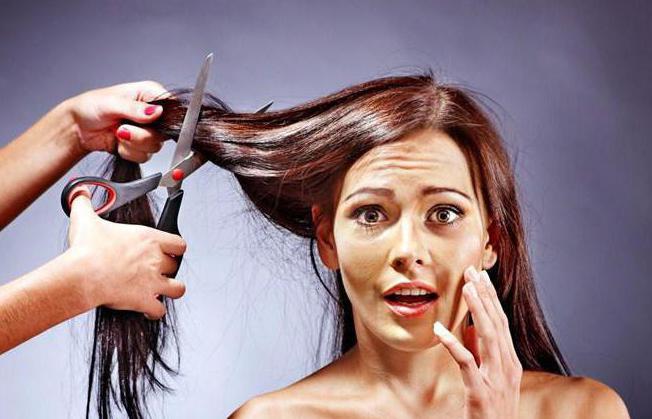 К чему снятся волосы отрезанные