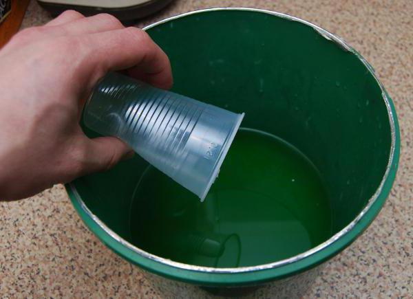 как сделать лизуна из воды и шампуня без клея титан