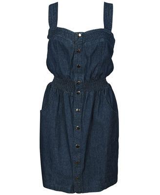 Модный портал джинсовый сарафан