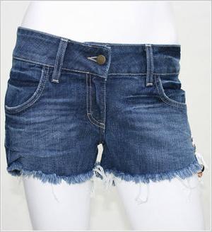Обновляем летний гардероб: делаем шорты из старенькых джинс